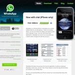 Whatsapp : BBM For The iPhone
