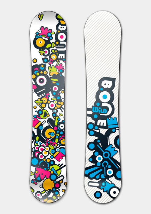 60 amazing snowboard designs for Snowboard decor