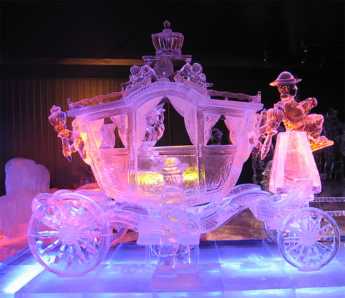Tips For Making Ice Sculpture