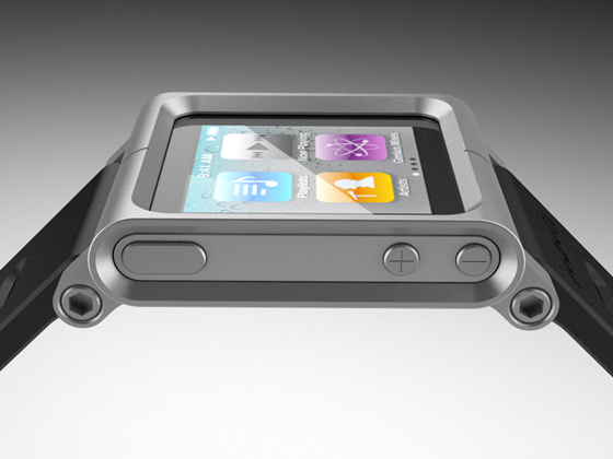 iPod Nano Watch : TikTok & LunaTik