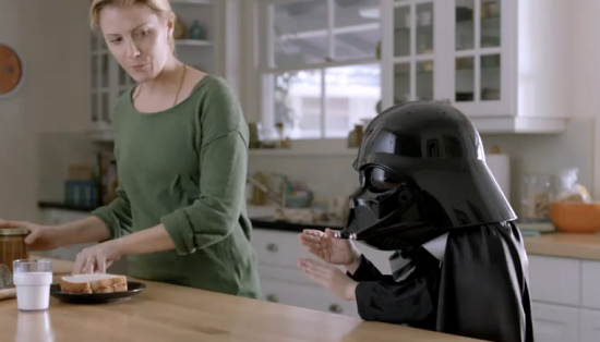 Volkswagen : The Force / Mini Darth