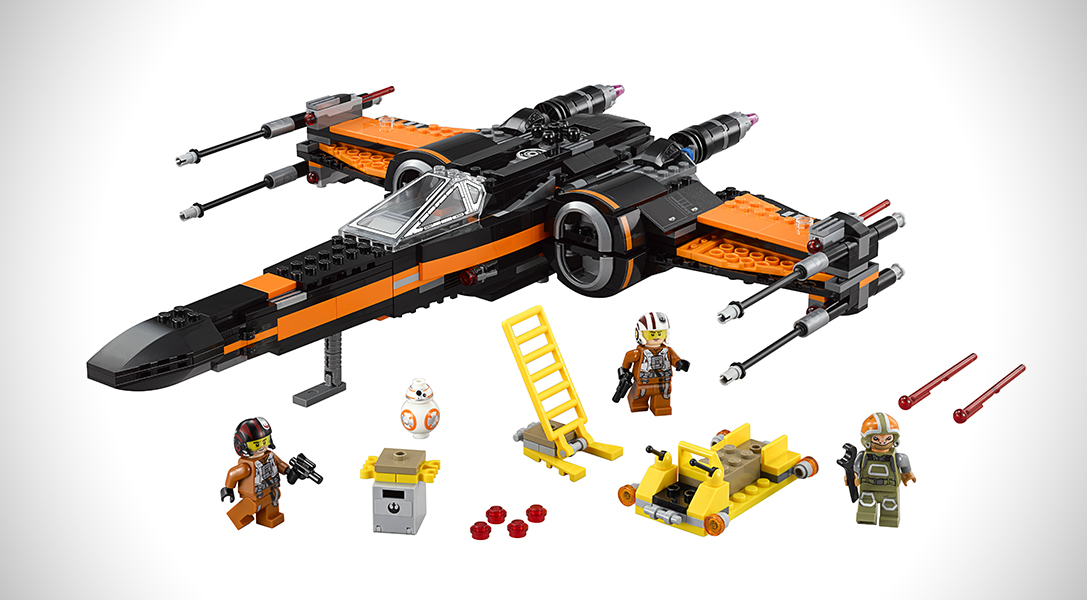 Star Wars: The Force Awakens LEGO Sets & More